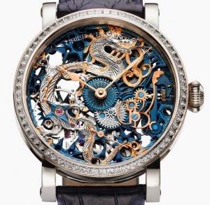 Знаменитый бренд Grieb & Benzinger презентовал эксклюзивные  часы-скелетоны