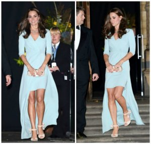 Следит ли сейчас Елизавета II за гардеробом Кейт Миддлтон