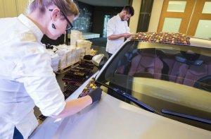 Роскошный концепт Audi TT теперь весь в шоколаде
