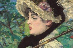 $65.000.000 пришлось заплатить на аукционе Christie's новому владельцу картины «Весна» Эдуарда Мане