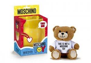 Новый аромат от Moschino находится под охраной плюшевого мишки