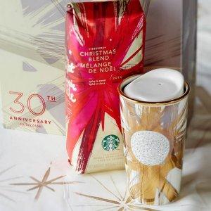Кофейная смесь «Christmas Blend» хранит аромат Рождества