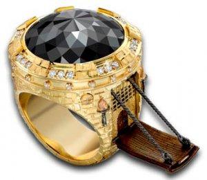 Эксклюзивные ювелирные украшения с «секретами» внутри