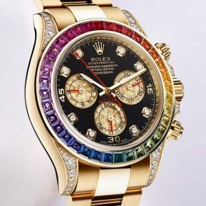В Швеции ушли с аукциона самые роскошные и дорогие в мире часы Rolex