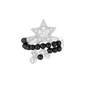 Новая ювелирная коллекция к Рождеству: звёзды от Chanel