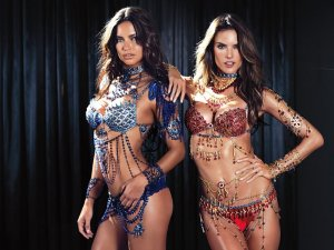 Новые ювелирные бюстгальтеры от Victoria's Secret за $2.000.000
