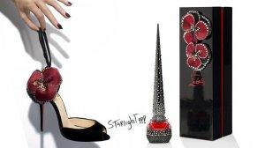 Лак для ногтей стоимостью $675 для роскошной женщины-вамп