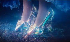Эксклюзивные туфельки для Золушки от Swarovski