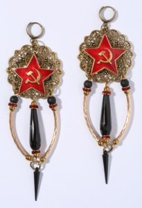 Назад в СССР: ностальгические украшения от Georgy Rushev