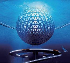Японская компания Shimizu Corporation нашла Атлантиду