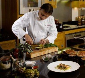 Лучшим отельным рестораном признан Epicure в Париже