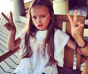 9-летняя топ-модель затмевает собой Водянову