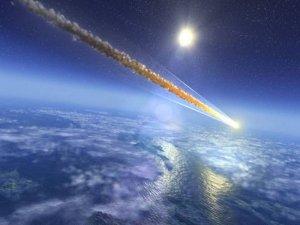Метеорит принёс бриллианты