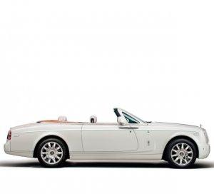 Для настоящих шейхов Rolls-Royce создал роскошную модель с названием «Махараджа»
