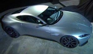 Джеймс Бонд будет совершать подвиги на новом автомобиле