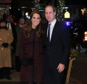 Герцоги Кембриджские путешествуют по Нью-Йорку