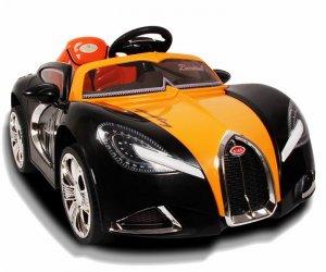 На Оксфорд-стрит продают золотую модель детского электромобиля за $48.700
