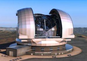 В Чили будет построен самый крупный в мире телескоп