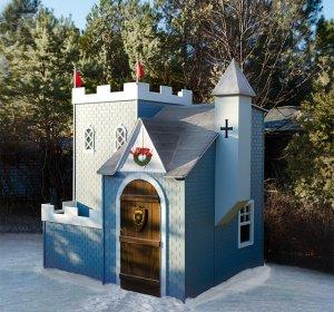 Детские домики от Ribambelle