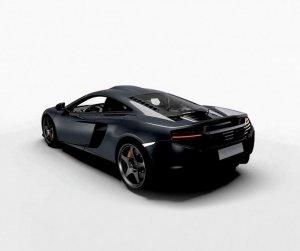 Уникальная версия роскошного суперкара McLaren 650S в честь юбилейной победы