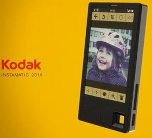У бренда Kodak появится фотосмартфон