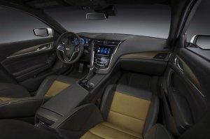 Бренд Cadillac CTS-V выпустил новый супермощный мускулкар