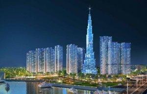 В Хошимине построят самый высокий небоскрёб во Вьетнаме