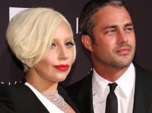 Леди Гага отправилась с женихом в церковь