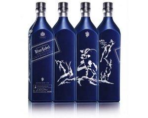 Виски от Johnnie Walker «с норовом» в честь года козы по восточному календарю