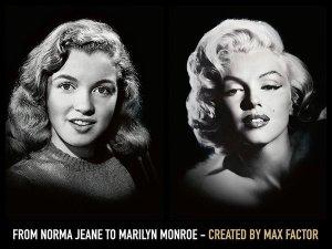 Спустя 53 года после смерти Мэрилин Монро, её выбрали лицом Max Factor
