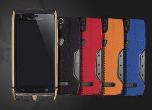 Смартфон за $6000 от Tonino Lamborghini