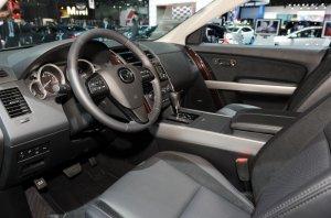 Презентация нового статусного кроссовера Mazda CX-9