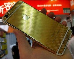 iPhone 6 и iPhone 6 Plus вышли в золотом исполнении