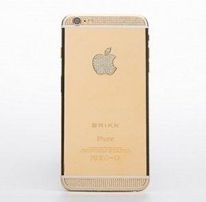 Золотой iPhone 6 от Brikk