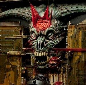 Игровая скульптура, созданная Джейсоном Хайтом для игры Doom, продана за $6.000