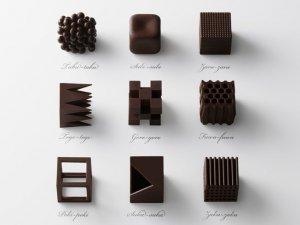 Наборы самого красивого и роскошного шоколада имеют цену, но не продаются