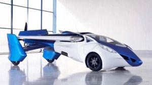 В серию запустят аэромобиль AeroMobil 3.0