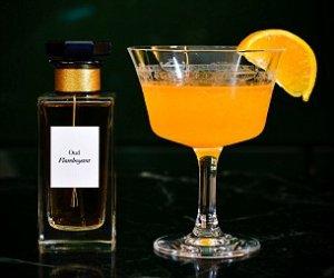 По мотивам роскошного парфюма от Givenchy создали коллекцию коктейлей