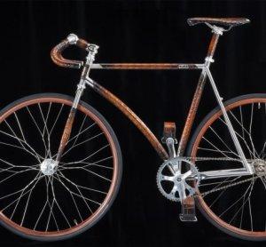 Роскошная серия велосипедов и скейтов от бренда WLWC