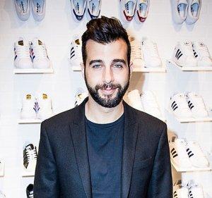 Иван Ургант стал модником от Adidas