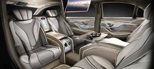 Дизайнерская компания ARES Atelier создала 6-метровый супер-лимузин Mercedes-Benz S-Class XXL стоимостью $1 миллион
