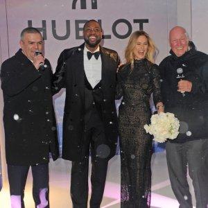 Бар Рафаэли стала лицом часового бренда Hublot