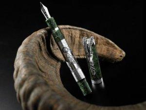 Бренд Montegrappa в честь года Козы выпустил ограниченную серию эксклюзивных ручек