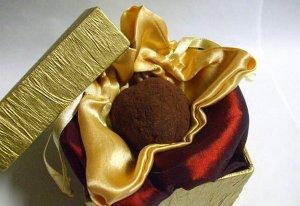 Создан шоколадный супер-трюфель
