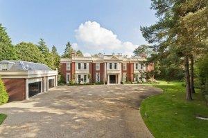 В английском графстве продают роскошное поместье за $24 миллиона