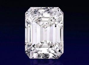 На Sotheby's выставлен на продажу уникальный бриллиант с идеальной прозрачностью