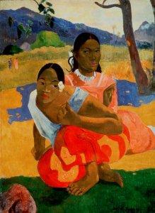 Проданная на Sotheby's картина «Когда ты выйдешь замуж?» за $300 миллионов, стала самой дорогой картиной в мире
