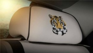 Роскошный автомобиль Ghost Mysore от Rolls-Royce с характером тигра