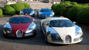 Легендарную модель Veyron от Bugatti сняли с производства