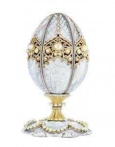 Яйцо Фаберже за $2 миллиона для королевской семьи Катара